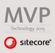 Sitecore MVP 2015