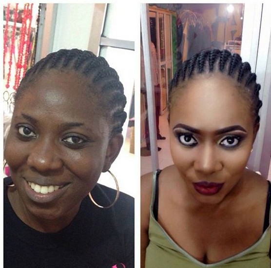 mortuary makeup before and after wwwimgkidcom the