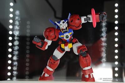 HG Gundam AGE-1T Titus