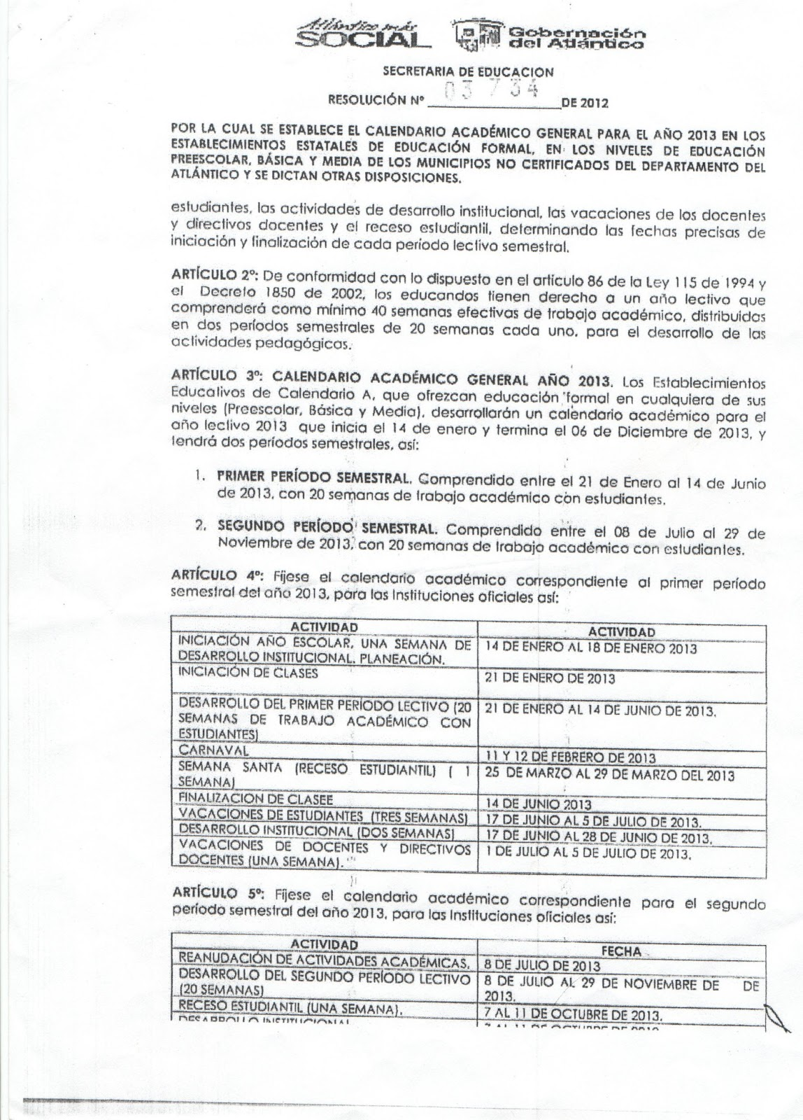 INSTITUCION EDUCATIVA DIVERSIFICADA ORIENTAL DE SANTO TOMAS