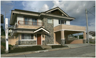 The Ranch at Timberland Heights Quezon City Environs Hartford Perspective