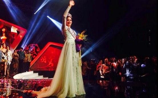 Putri Indonesia 2015 Anindya Kusuma Putri