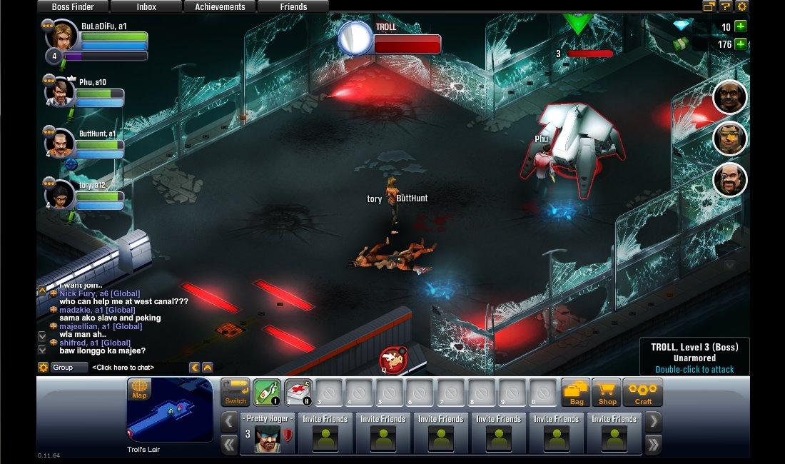 Gunshine.net - Boss Fight
