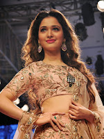 Tamannah Looking Gorgeous on LFW Ramp-cover-photo