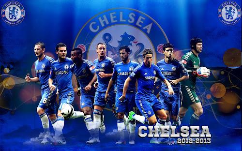 Wallpaper Klub Chelsea Keren