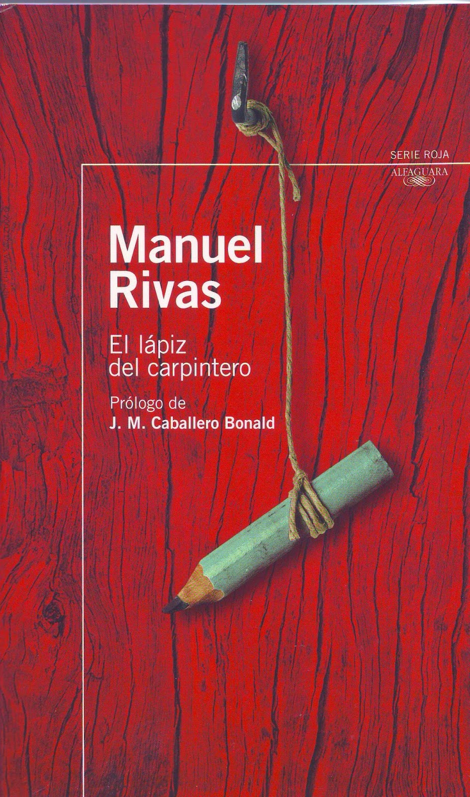 Blog del ies laguna de toll n el libro de la semana el - Carpinteros en santiago de compostela ...