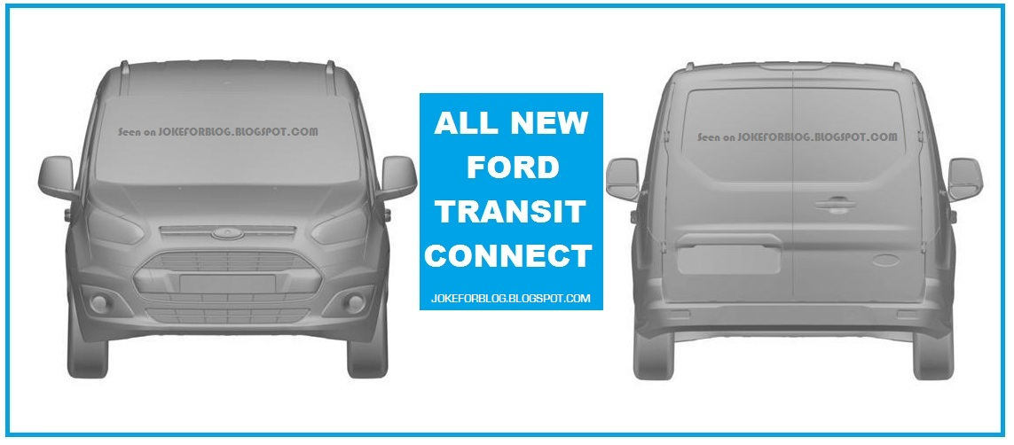 2013 - [Ford] Transit (Connect & MaxiVan) Ford+transit+connect