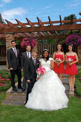civic garden wedding london ontario
