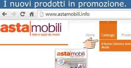 Risparmiello: Catalogo negozi Asta Mobili