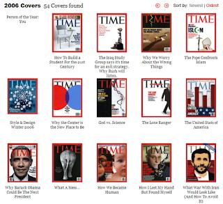 portadas Time 2006