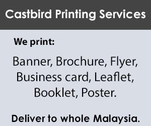 Castbird Printing Services