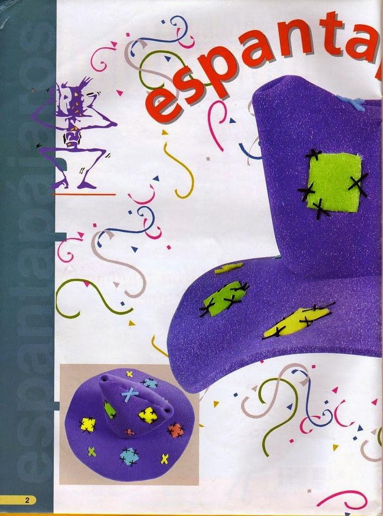 como hacer sombreros en foami - <datvara:blog.title></datvara:blog ...