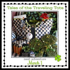 The Tales of the Traveling Totes Winter Adventures