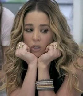 braceletes Rosa Leal personagem Amarilys novela Amor á Vida