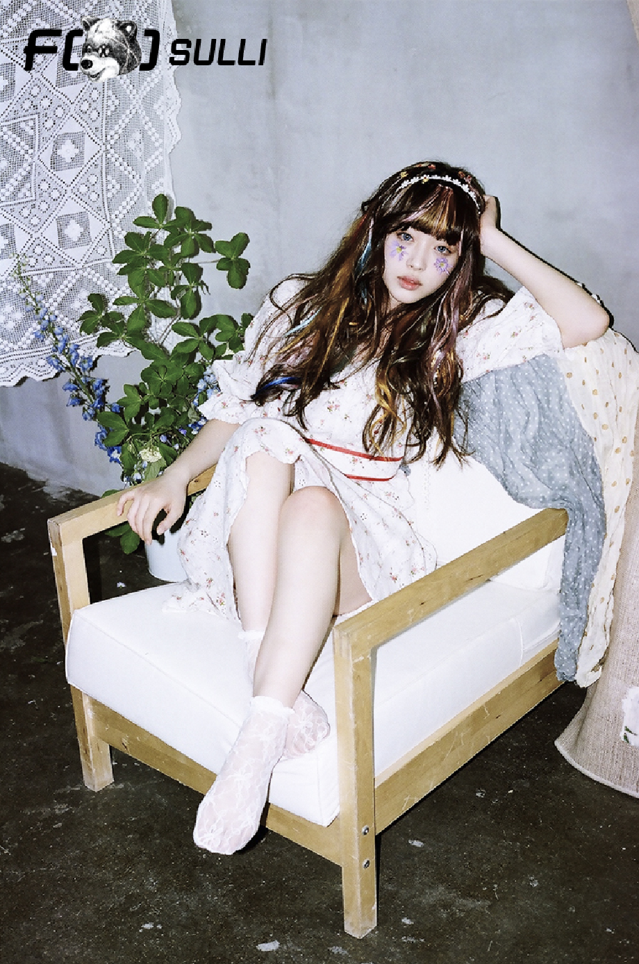 .:KPOP HOTLINE:.: F(x) Concept Photos for Electric Shock Album F(x) Krystal Electric Shock