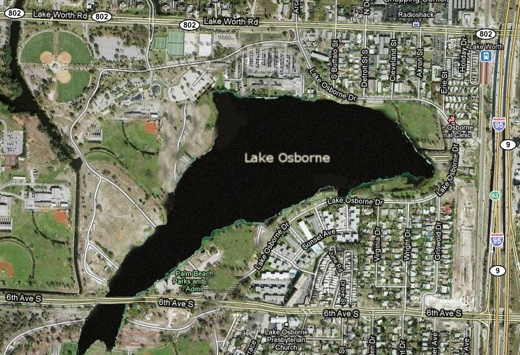 "MYTH: Plans afoot to dredge Lake Osborne & then reshape to look like the dolphin ""Flipper""."