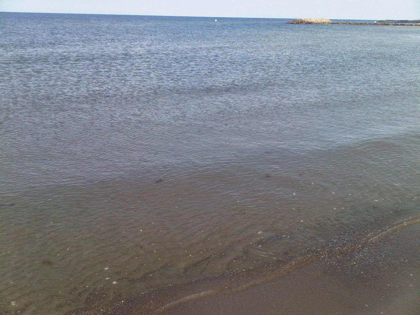 Ruhig liegt die Ostsee da und lädt zum Baden ein