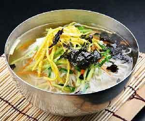 resep Janchi guksu (잔치국수)