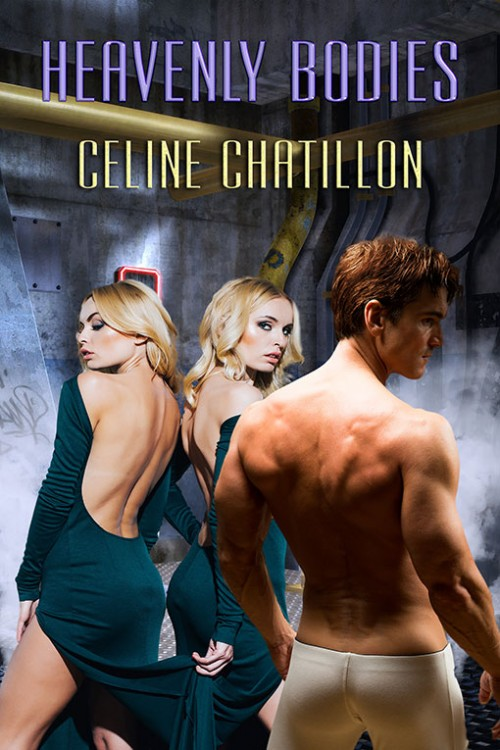Scifi with an erotic edge...