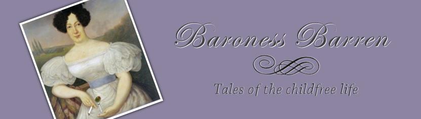 Baroness Barren