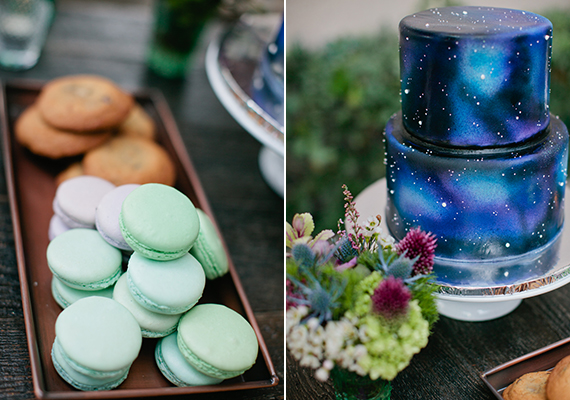 Dessert Table | Starry Night Peter Pan Baby Shower | Sweet Tooth