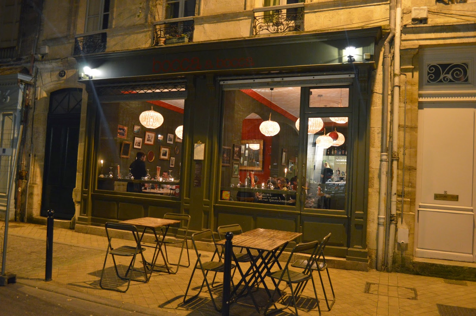 restaurant italien bordeaux