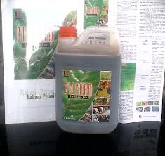 Pupuk Bio Organik BIOFARM LK kemasan 2 liter