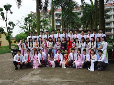 Ảnh lớp Khuyến Nông 40a - ĐH NLTN (Download trọn bộ)