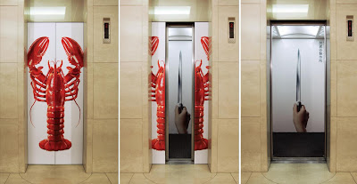 23 Creative and Cool Elevator Advertising (23) 9
