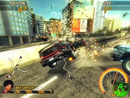 FlatOut 2 Game Free Download For PC Full Version