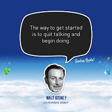 Walt Disney says