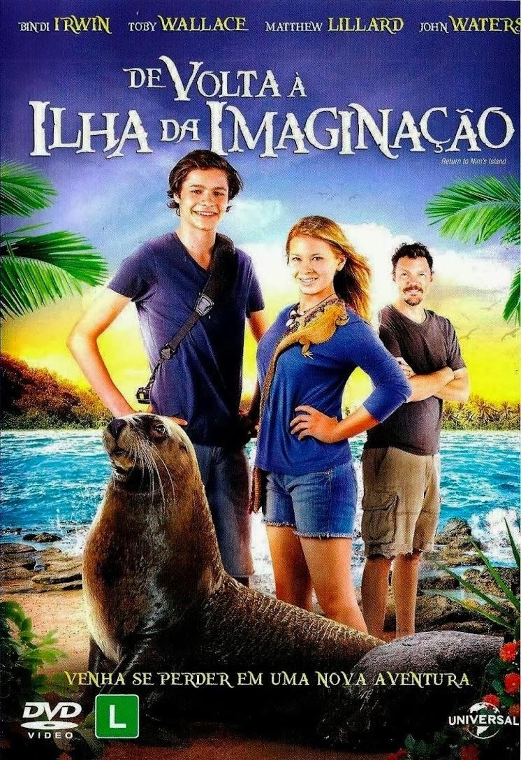 De Volta a Ilha da Imaginação – Dublado (2013)