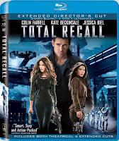 total recall remake blu-ray dvd