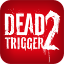DEAD TRIGGER 2 App iTunes App Icon Logo By MADFINGER Games - FreeApps.ws