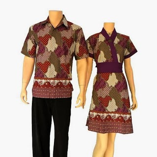 baju batik couple 5