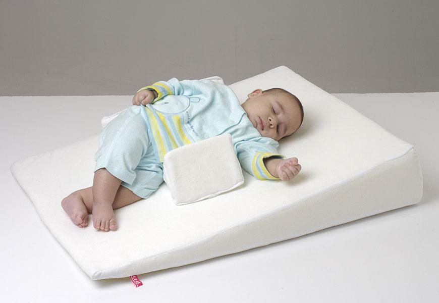 Colchon antirreflujo cangurus moms and babies - Colchon para cambiador de bebe ...