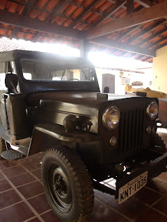 Vendo JEEP WILLYS OVERLAND 1963 por R$ 25.000,00