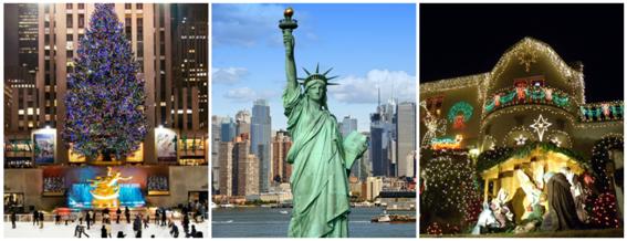 Dicas - Passar o natal em Nova York