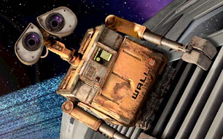 WALL-E robot