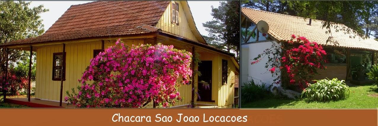 CHACARA SÃO JOÃO