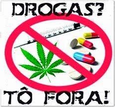Diga Não às Drogas