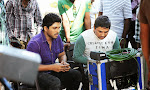 Race Gurram Movie Working Stills-thumbnail