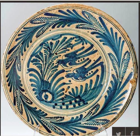 Ceramica en talavera de la reina inicios de la ceramica - Talavera dela reina ceramica ...