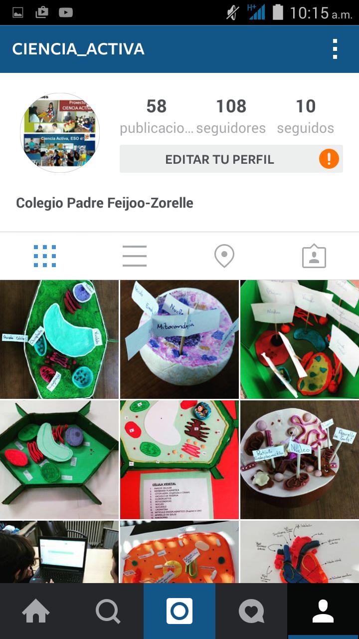 Instagram-Ciencia Activa