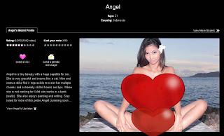 Model Bugil & XXX Angel