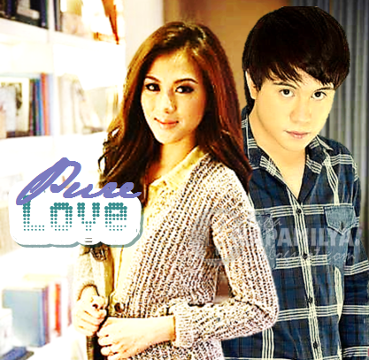 Alex Gonzaga and Arjo Atayde in Pure Love ABS-CBN remake