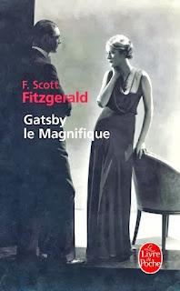 Couverture Gatsby Le Megnifique de Francis Scott Fitzgerald