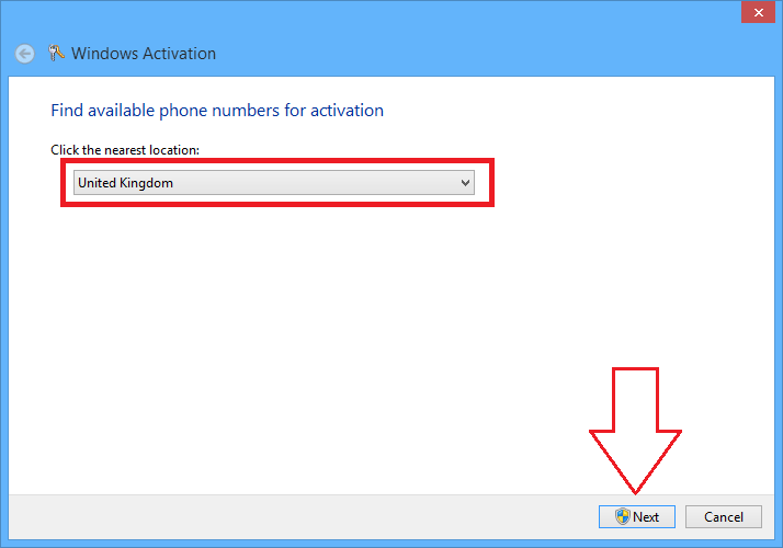 Cara Aktivasi Windows 8 Langsung Permanent Dengan MAK Key