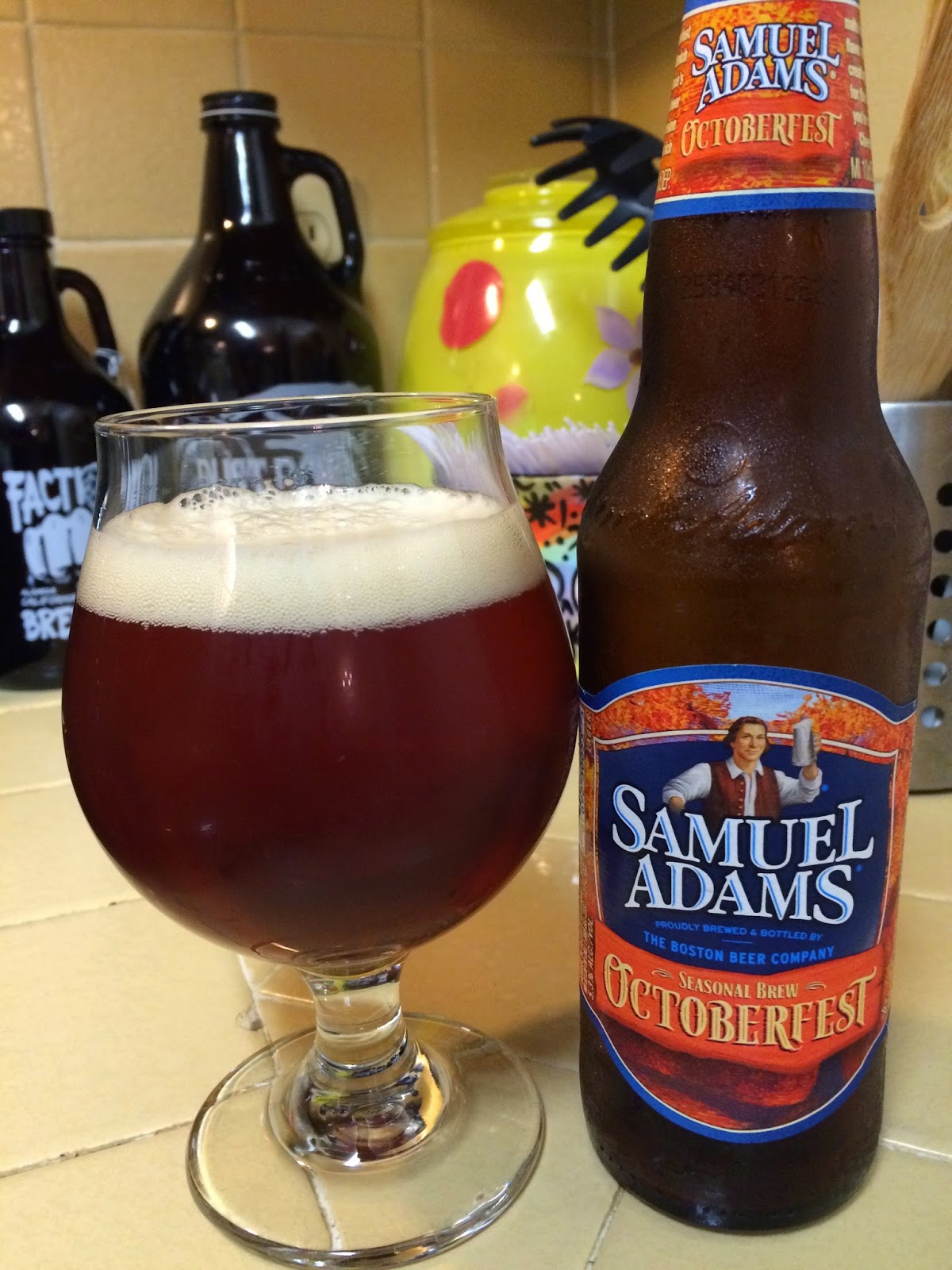 Samuel Adams OctoberFest 1