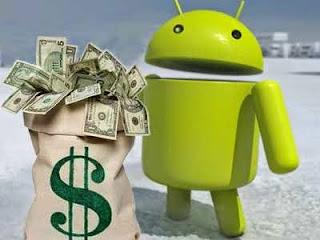 cara gampang mendapatkan uang dengan menggunakan android